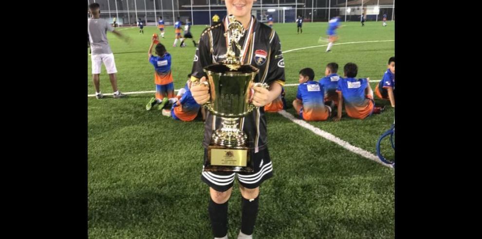 Plaza Amador conquistó la Copa Panamá Jr. en la sub-13