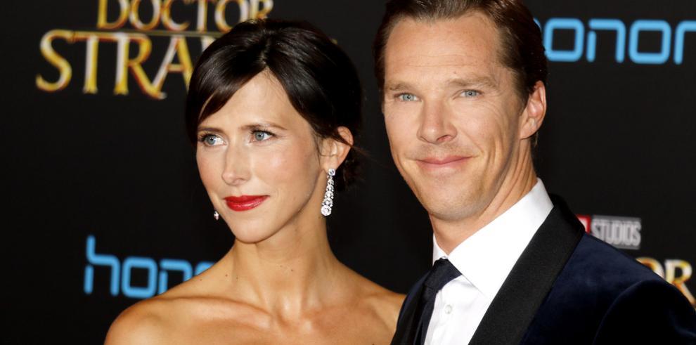 Benedict Cumberbatch 'ignoró' a Tom Holland al pensar que era un admirador