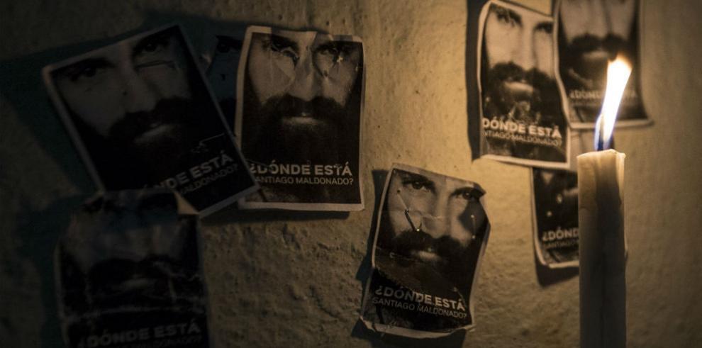 Gobierno argentino pide no hacer 'especulación política' en caso Maldonado