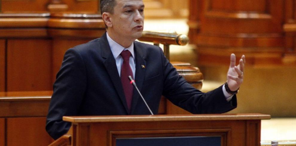 Centroizquierda rumana derriba a su propio Gobierno