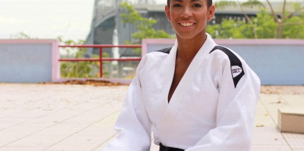 Judoca Roper se alista para nuevos retos