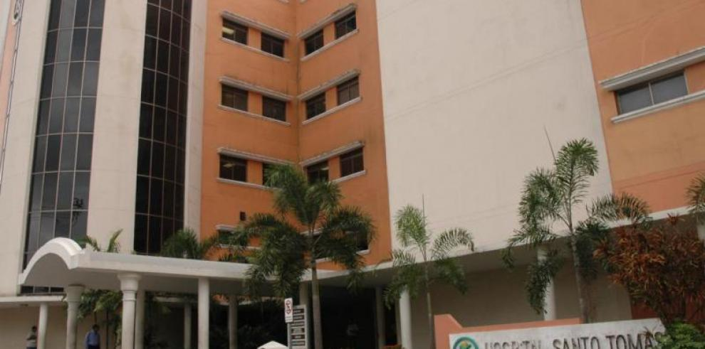 Trasladan a Rafael Guardia al Hospital Santo Tomás para nueva revisión médica