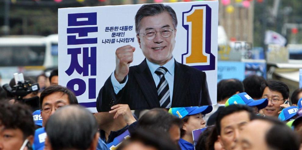 Corea del Sur comienza la campaña electoral