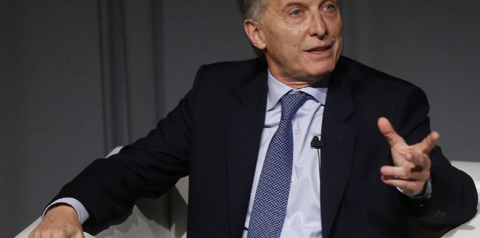 Malvinas estará en la agenda del encuentro entre Macri y May
