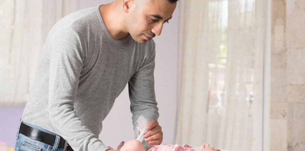 La paternidad participativa en el desarrollo infantil
