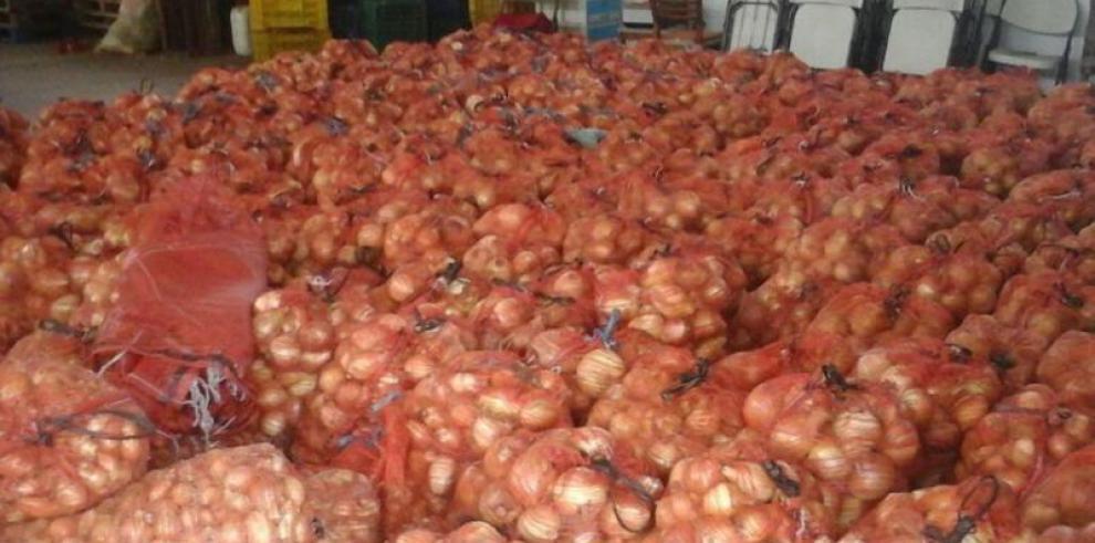Aprueban la importación de 80 mil quintales de cebolla