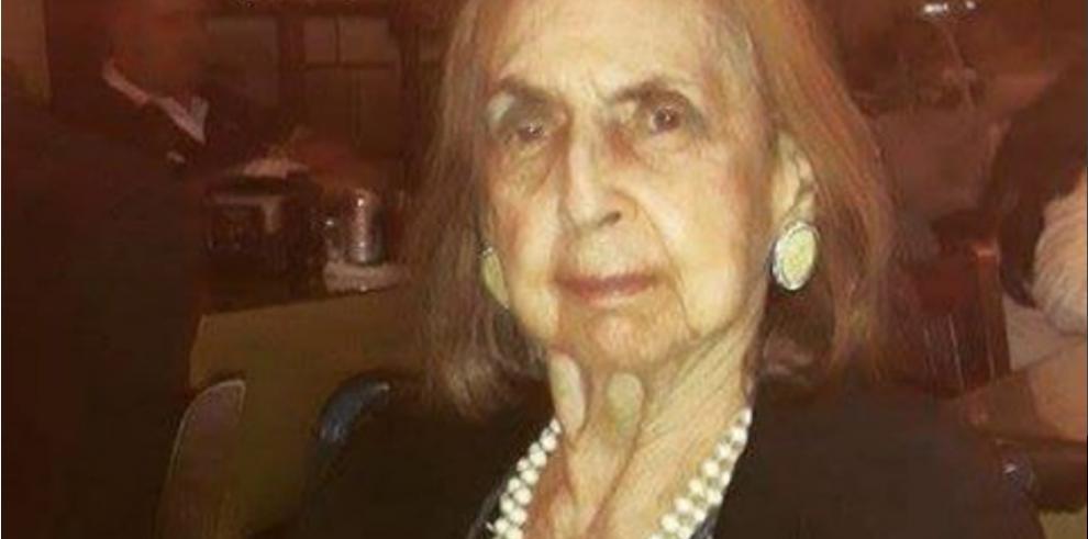 Fallece Ileana de Sola, precursora del ballet en Panamá