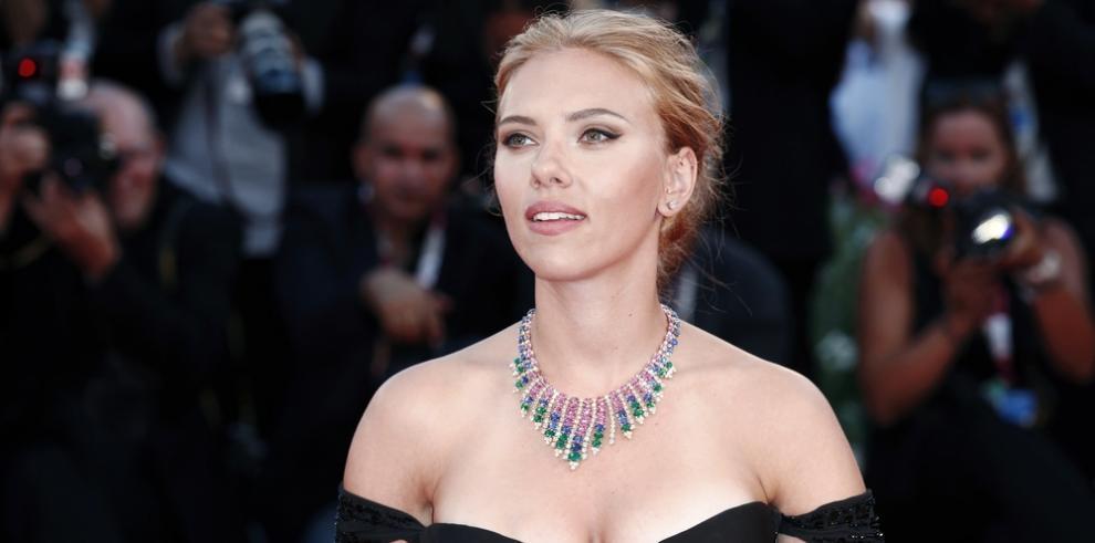 Scarlett Johansson considera que el matrimonio es 'antinatural'