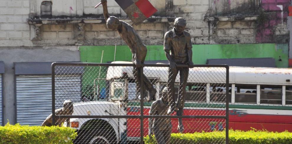 Monumentos urbanos, historia y arte con valor estético
