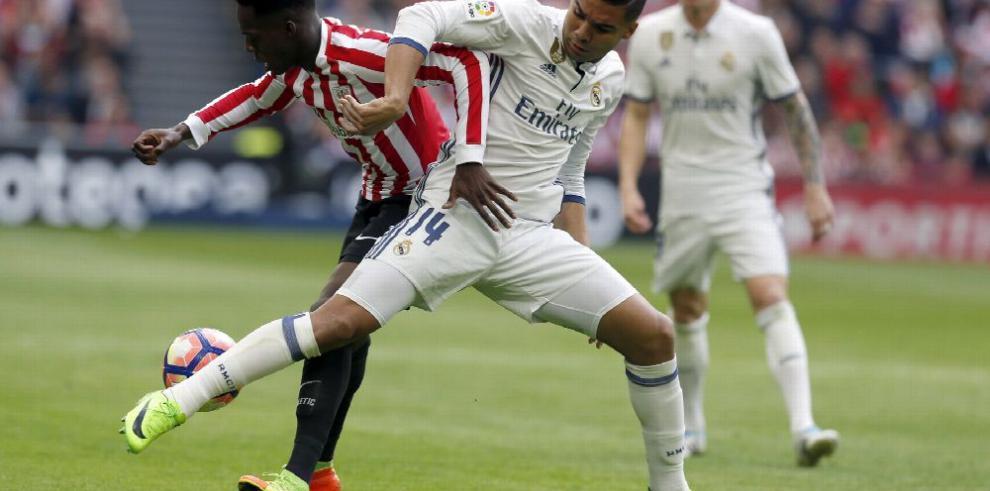 Madrid gana y presiona al Barça