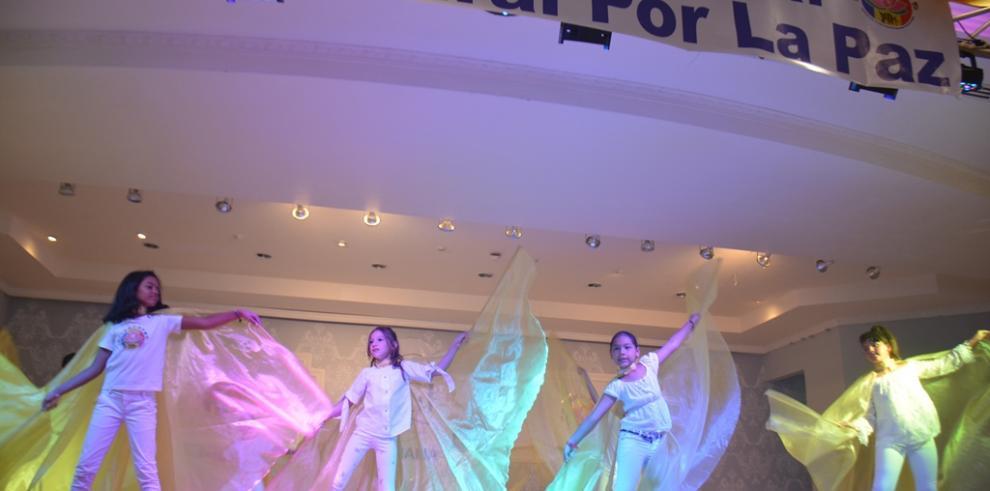 Festival cultural por la paz en Santiago de Veraguas