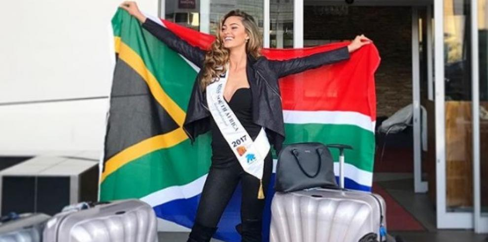 Demi-Leigh Nel-Peters es la nueva Miss Universo