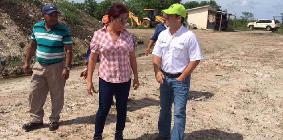 Autoridad de Aseo inspecciona vertederos y define nuevas acciones