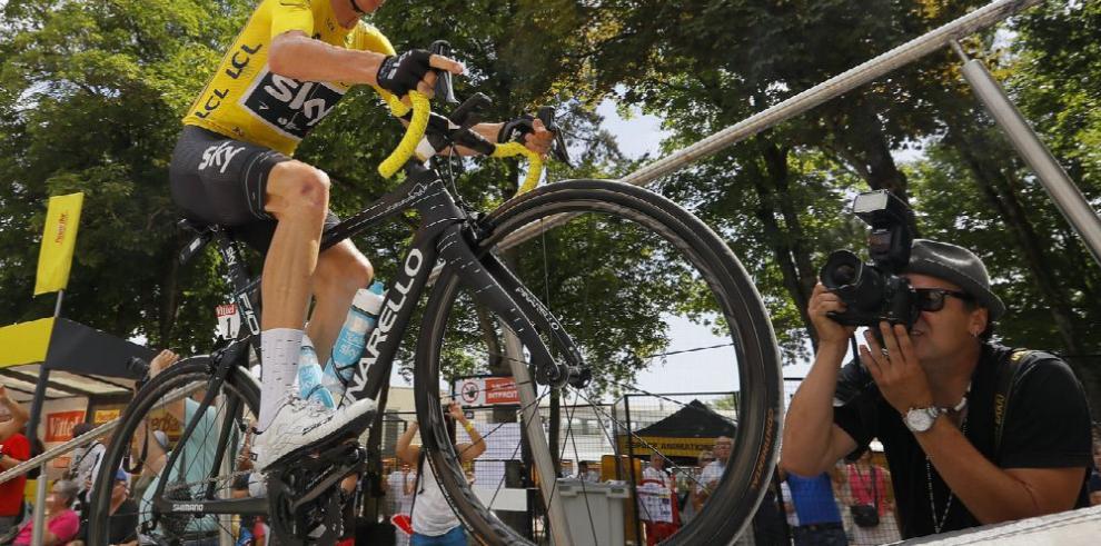 Día decisivo en el Tour dicen Froome y Nairo Quintana