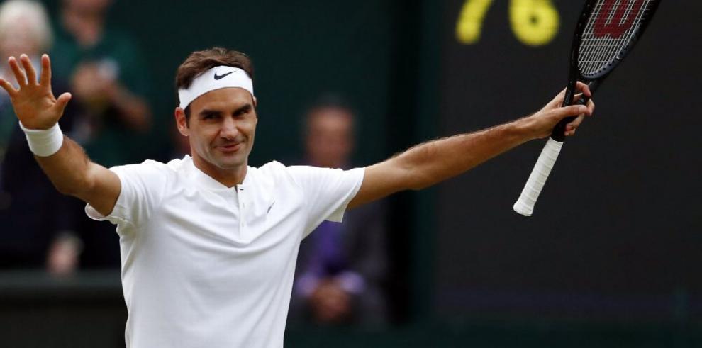 Djokovic y Federer se lucen ante su rivales