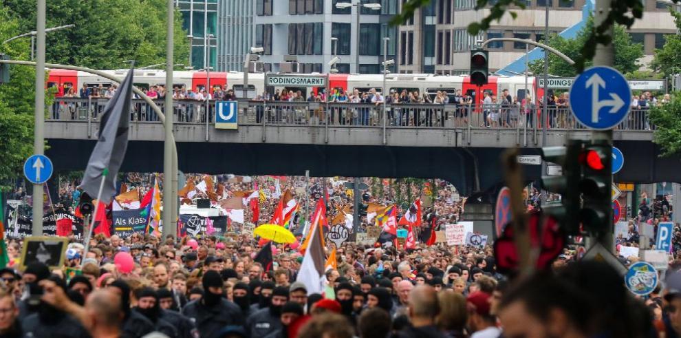 G20 aisla a Trump por clima y araña acuerdo sobre 'libre comercio'
