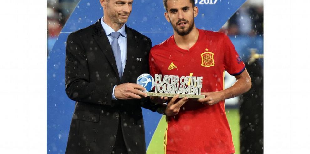El Real Madrid llega a un acuerdo con Dani Ceballos