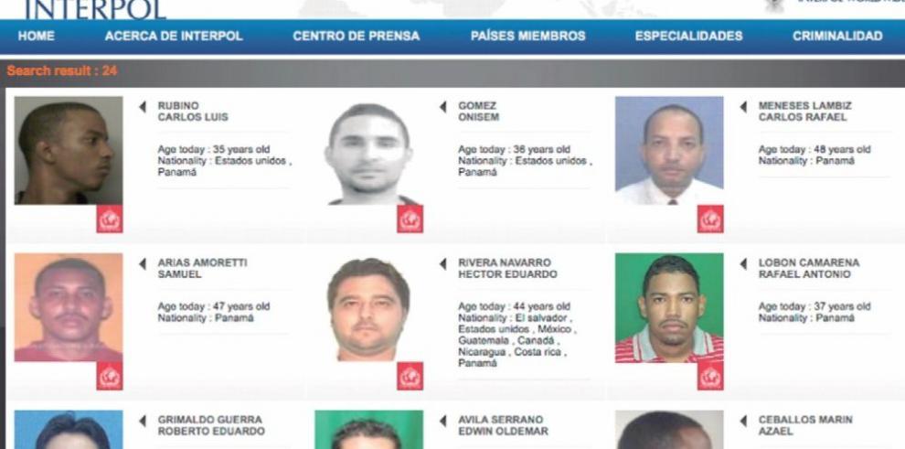 Las entredichas alertas rojas de la justicia panameña