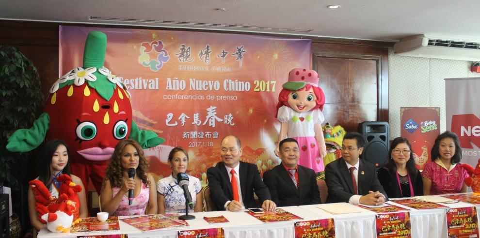 Colonia china realizará festejos para dar inicio al año del gallo