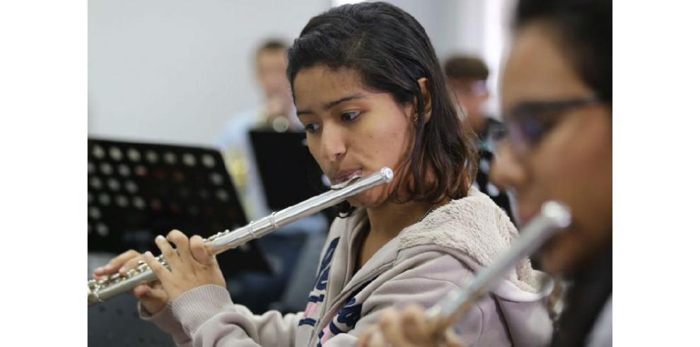 Campamento Musical Juvenil, un semillero de músicos panameños
