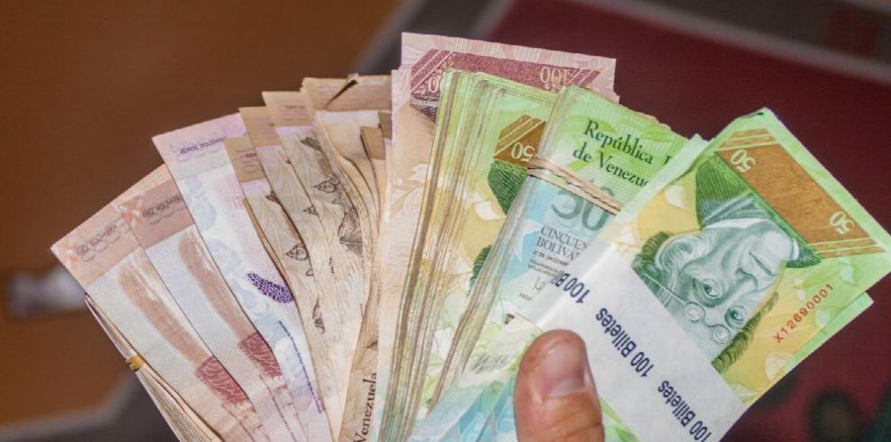 Venezolanos podrán canjear hasta $500