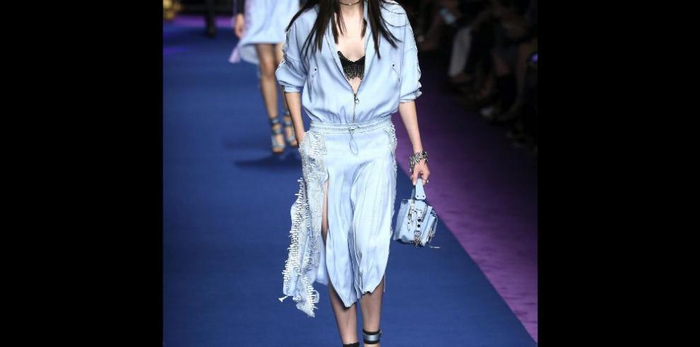 Versace alta costura, la gran ausente en París