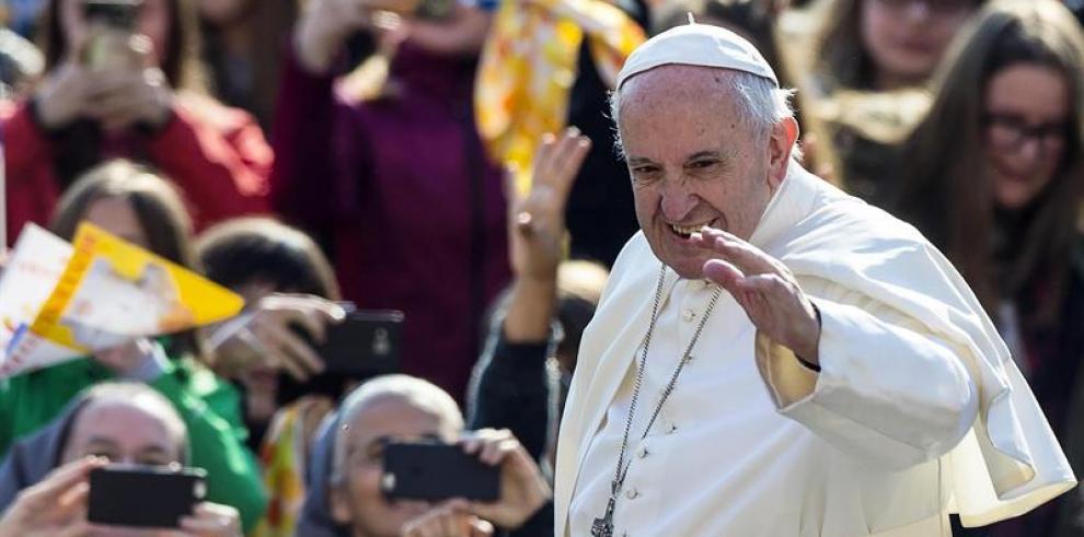 Papa pide a los jóvenes recorrer el camino hasta la JMJ de Panamá