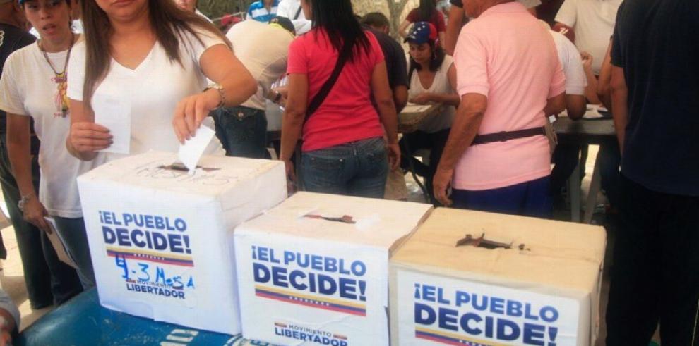 Rechazo, desde varios países, a la Constituyente de Venezuela