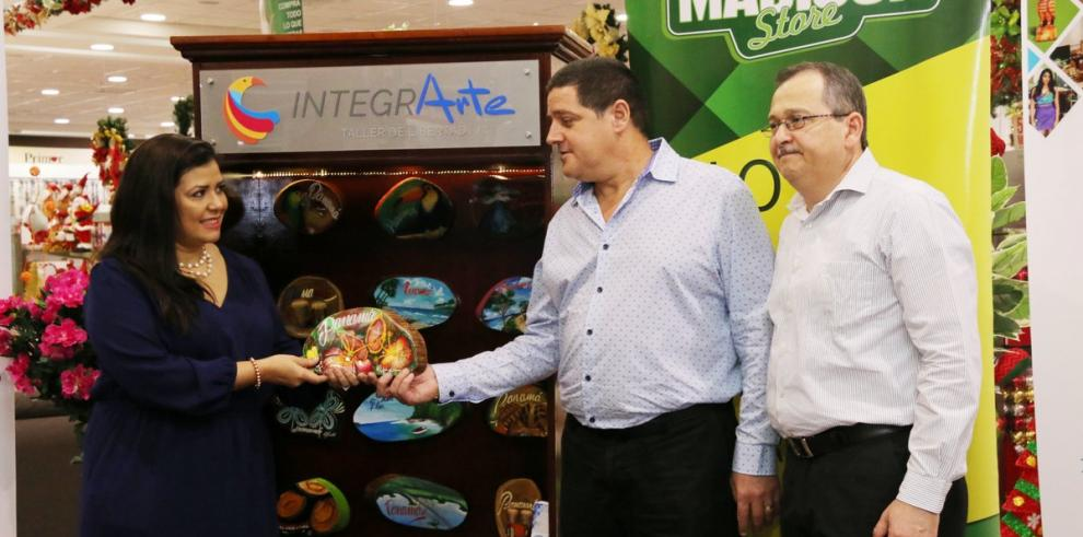 IntegrArte inaugura punto de venta en Albrook