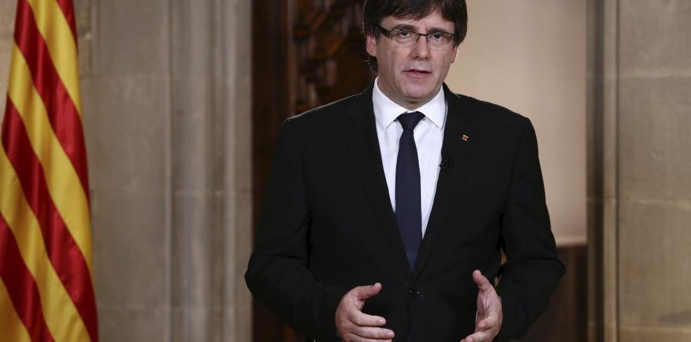 Presidente catalán dice que el Rey de España ha decepcionado a mucha gente