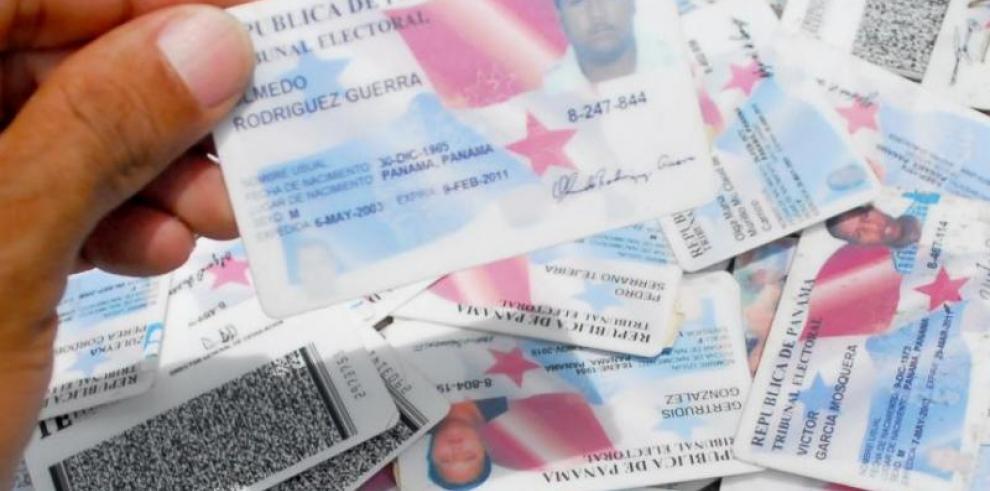 Tribunal Electoral expide más de 350 mil cédulas en seis meses