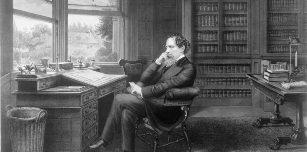 Londres explora la desconocida faceta periodística de Charles Dickens