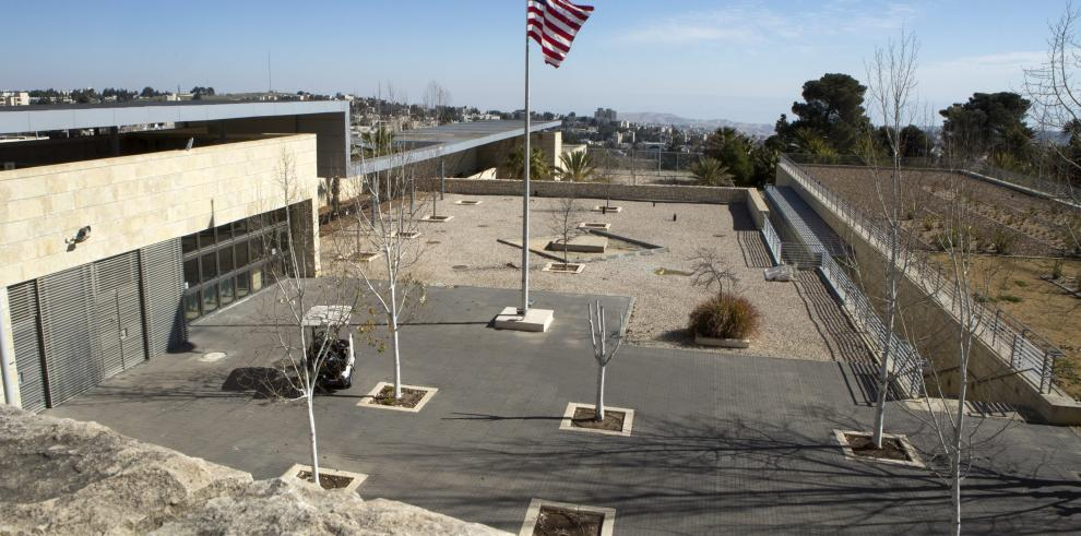 Hamás a EEUU 'traslado de embajada a Jerusalén cruzaría línea roja'