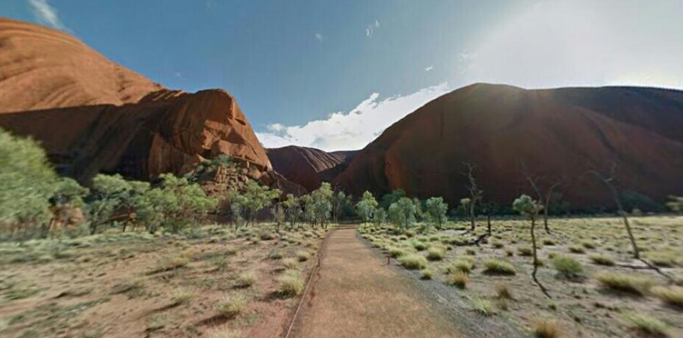 Street View de Google, con más de una década mostrando las maravillas naturales