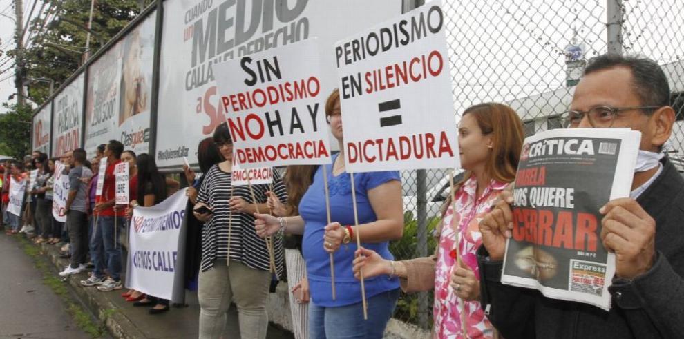 Periodistas piden garantizar respeto a libertad de expresión