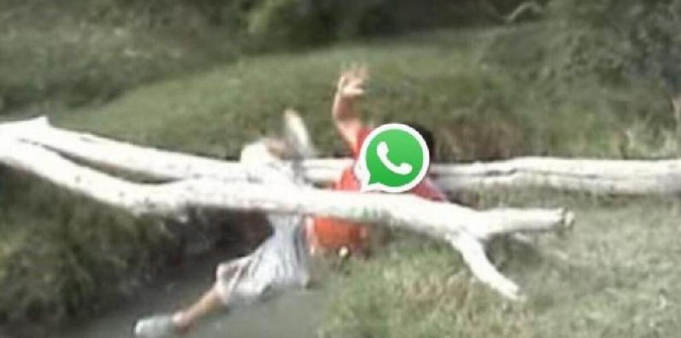 Memes de última caída de WhatsApp en el 2017