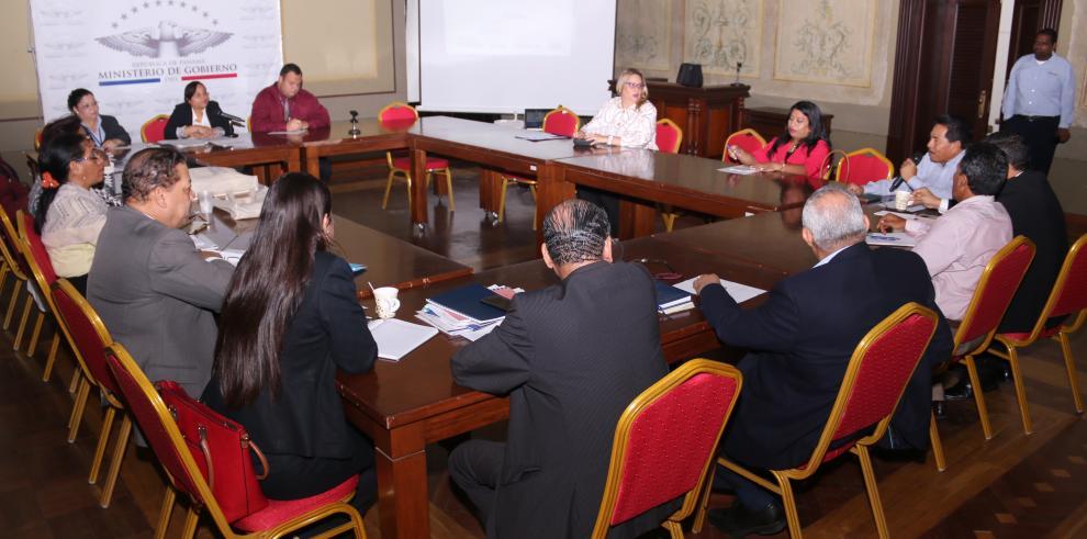 Mingob fiscalizará implementación de la Justicia Comunitaria de Paz