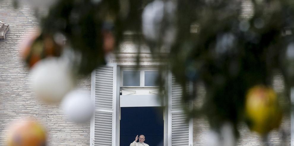 El papa envía sus condolencias a las familias de las víctimas de El Cairo