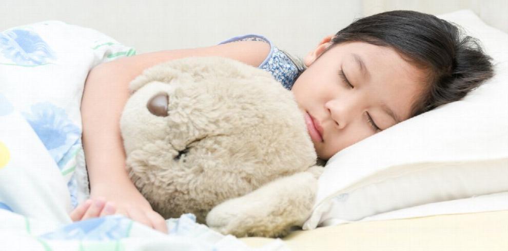 Los niños y las horas de sueño