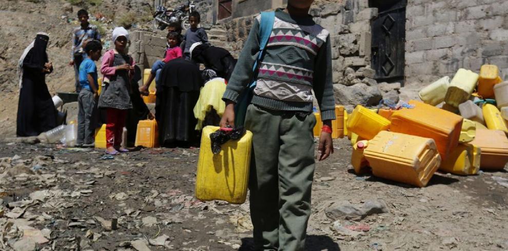 Yemeníes, bajo emergencia alimentaria