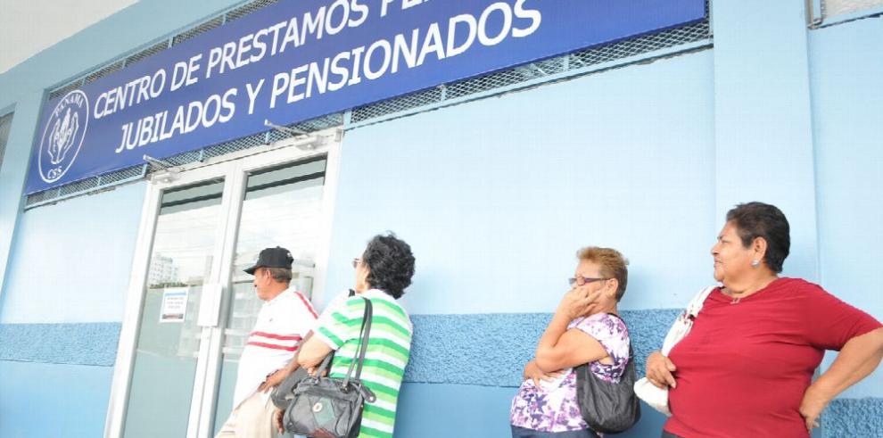 La CSS reactiva los préstamos personales para jubilados