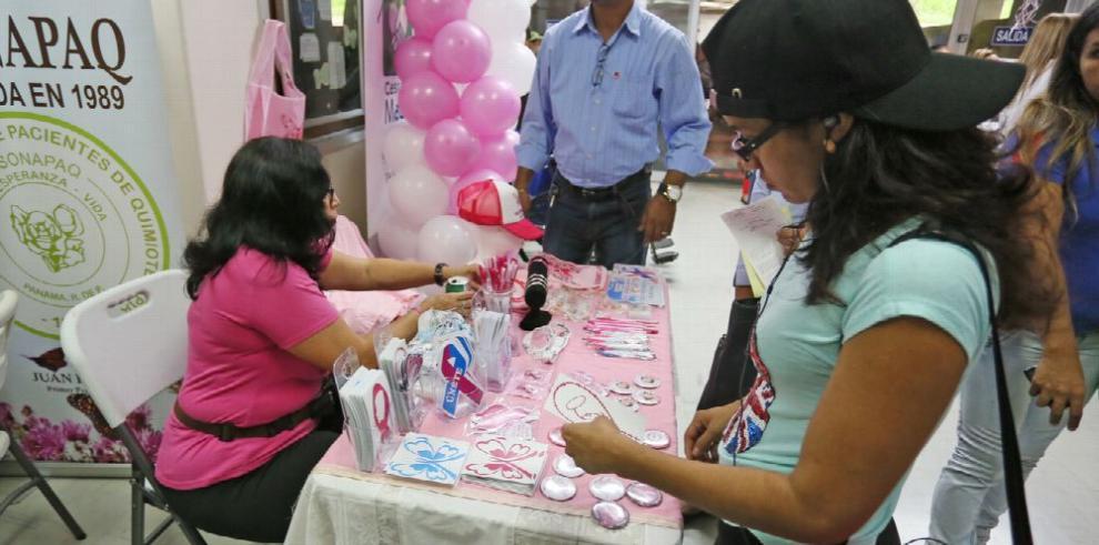 Inicia el mes de la prevención del cáncer de mama y próstata