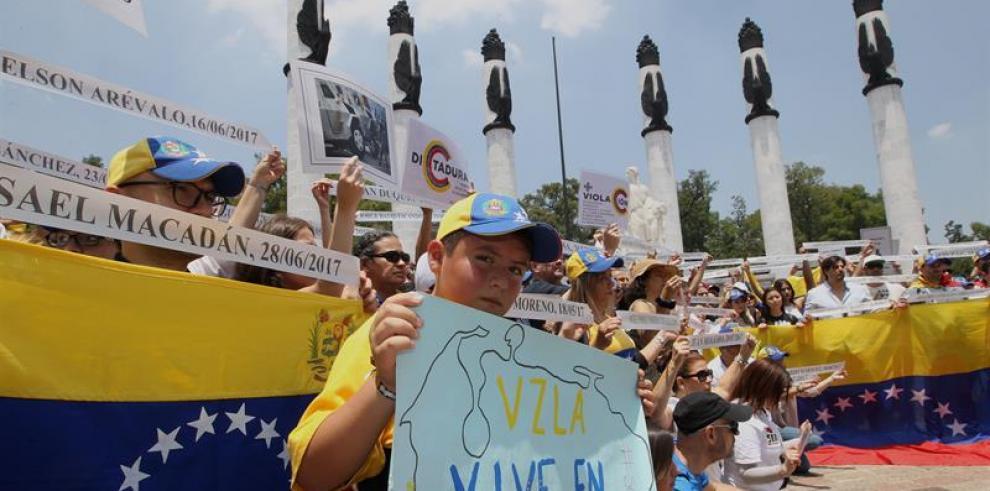 Varelacondena violencia en Venezuela y critica a Maduro
