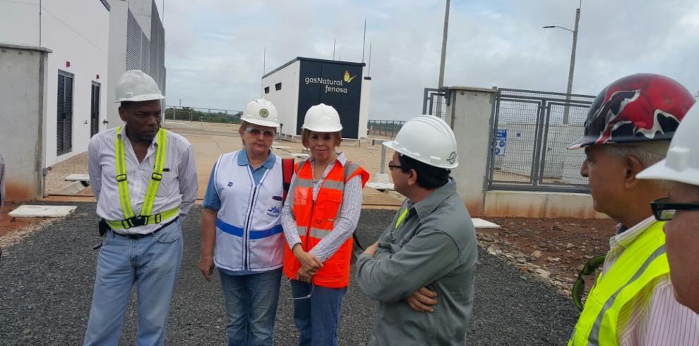 SPIA evalúa el funcionamiento de la Subestación Eléctrica de Burunga