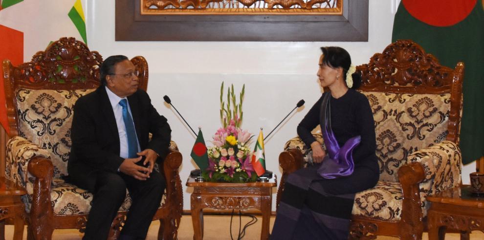 HRW considera 'de risa' el acuerdo para repatriar rohinyás a Birmania