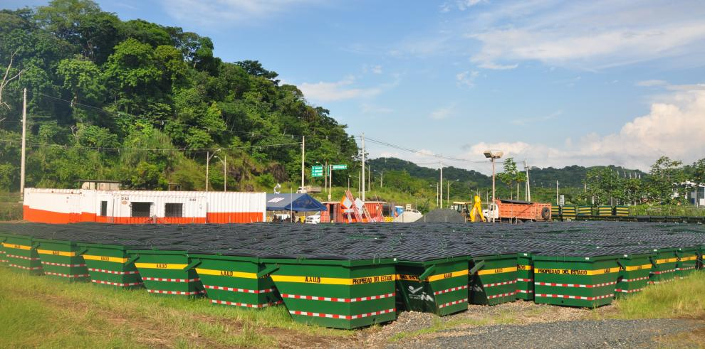 La AAUD instalará más de 420 contenedores en la capital