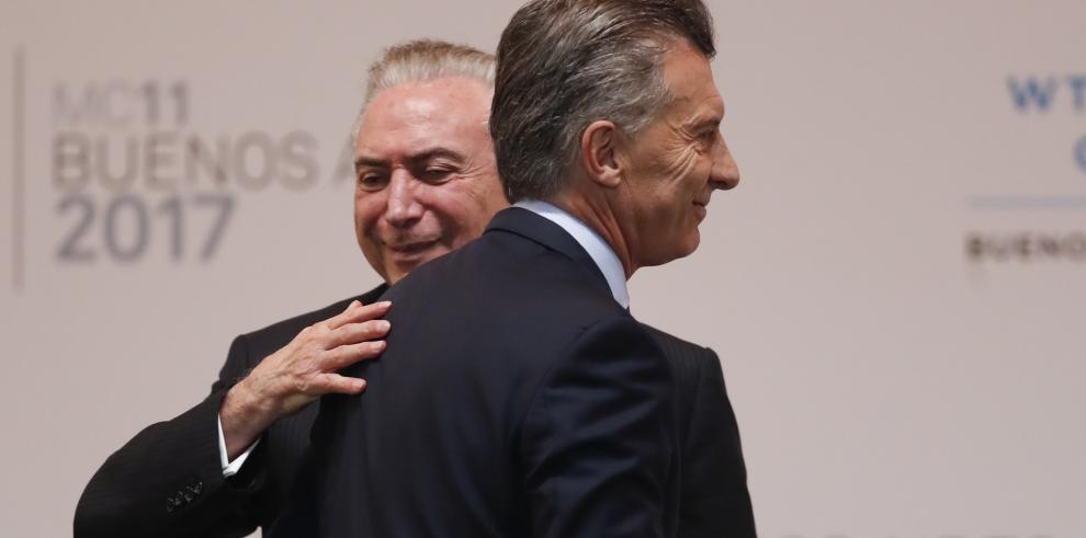 Reunión de la OMC abre en Argentina apostando por un sistema de reglas claras