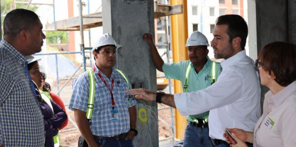 Urbanización San Antonio contará con un mercado del IMA