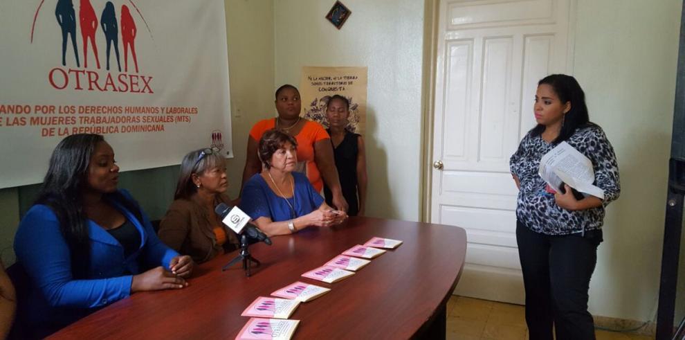 Trabajadoras sexuales dominicanas exigen despenalizar el aborto