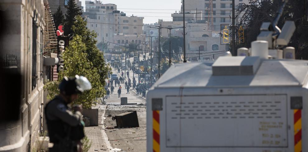 Crece tensión entre palestinos e israelíes, pero sin inicio tercera intifada